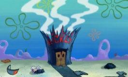 Похититель крабсбургеров / У Планктона посетитель